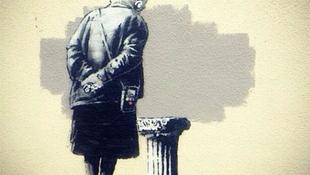 Új Banksy-alkotás tűnt fel