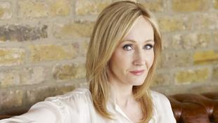 Álnéven írt könyvet J. K. Rowling