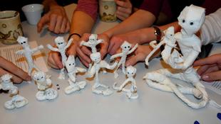 Morbid Valentin-nap múmiákkal
