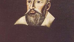 375 éve halt meg Szenci Molnár Albert