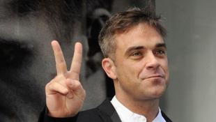 Budapesten koncertezik Robbie Williams