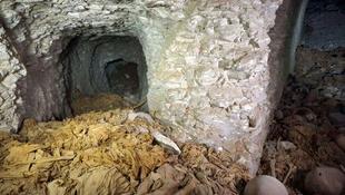 Fáraókori sírra bukkantak Luxorban