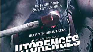 Amerikai Utórengésben a magyar színésznő