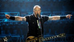 Metallica: olajoshordók helyett szerethető fűrészelés