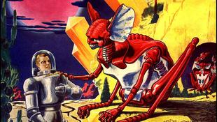 Furcsa lények lakják a bolygókat