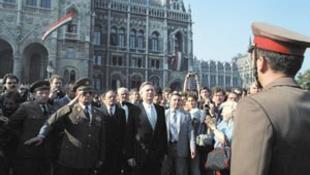 Rendszerváltás Budapesten