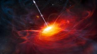 Megtalálták a világegyetem legnagyobbját