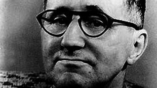 Ismeretlen Brecht-mű került elő