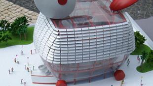 Szenzációs építmények a Sanghaji Világkiállításon