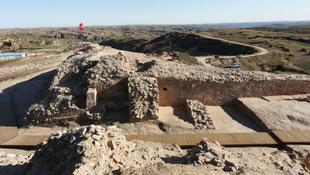 Oltármaradványokra bukkantak egy kínai romvárosban