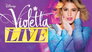 Újabb koncertet ad Violetta Magyarországon!