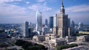 Felhőkarcolókat építenek a fővárosban