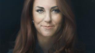 Katalin portréja nem aratott osztatlan sikert