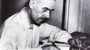 Thomas Mann üdvözlése
