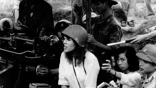 Jane Fonda és a vietnámi háború