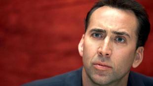 Kínos helyzetbe került Nicholas Cage