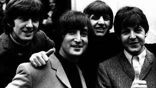 A Beatles újra szerepel a lemezeladási listán