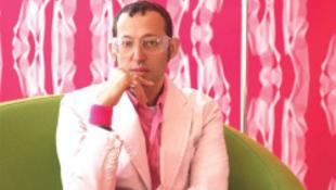 Zsolnayval dolgozhat együtt Karim Rashid?
