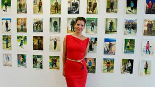 Rangos elismerés a fiatal művésznőnek