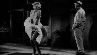 Megtalálták Marilyn Monroe pornófilmjét