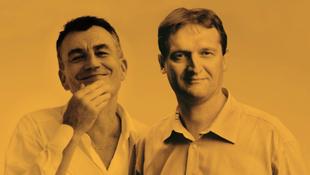 Újra együtt a két magyar zenész!
