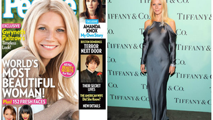 Gwyneth Paltrow a legszebb nő