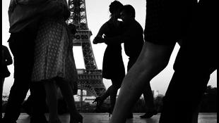 Rajtakapták Párizs szerelmeseit