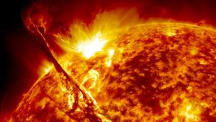 """A Nap szívébe """"lestek be"""" a fizikusok"""