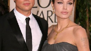 Megint terhes Angelina Jolie?