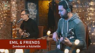 Színpadon az Emil & Friends!