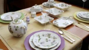 Magyar porcelánból eszik majd Vilmos és Kate