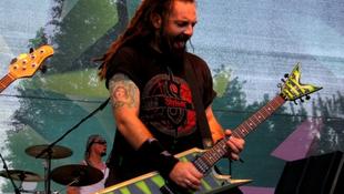 Ő a Tankcsapda új gitárosa