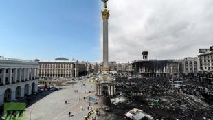 Kijev felkelés előtt és után