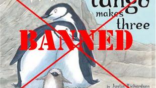 Botrány: be akarják tiltani a meleg pingvinekről szóló könyvet