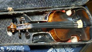 Restaurálták Dankó Pista hegedűjét.