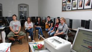 Újraindult a Média-kör, ezúttal kolozsvári középiskolások számára