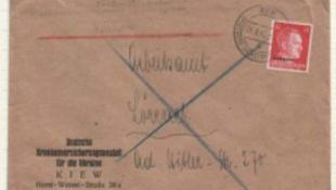 69 év után ért a levél a címzetthez