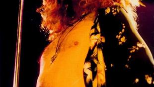 Robert Plant végleg beintett