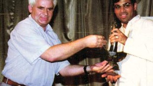 Sakk Oscar ötödször Anandnak