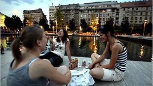 100 rendőr lepte el Budapest legnépszerűbb ismerkedőhelyét