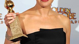 Kate Winslet duplán örült