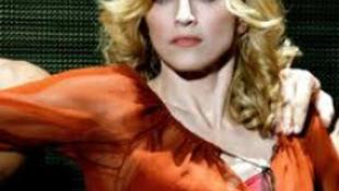 Madonnából is képregény lesz