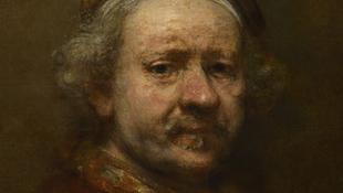 Rembrandt késői műveit állítják ki