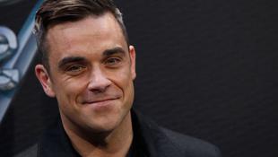 Az év bizarr embere: Robbie Williams