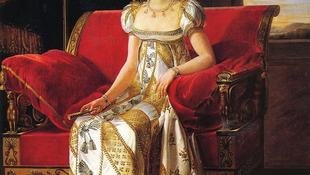Megtalálták Napóleon húgának cipőjét