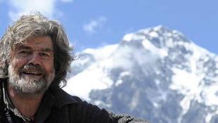 Filmesnek áll a világhírű hegymászó