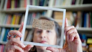 Hamisítvány a Jézus feleségére utaló ősi írás