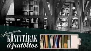 Könyvtárak újratöltve