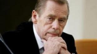 Václav Havel átvette a Franz Kafka-díjat