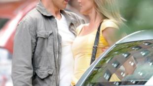 Tom Cruise motorral üldözte Cameron Diazt Barcelonában